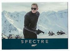 JAMES BOND Archives 2016 trading cards PROMO card #P1.