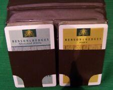 Sealed Vintage Benson & Hedges Playing Cards