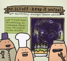 Mr Scruff - Keep It Unreal (10th Anniversary) [CD]
