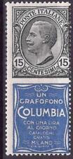 1924 REGNO D' ITALIA PUBBLICITARI NR.2 NUOVO MNH**