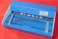 "Perforator Cutter Paper creaser 18"" 460mm Electric Creasing Machine 220V"