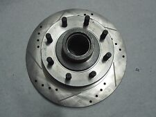 Power Stop AR8546XL Drilled and Slotted Rotor Left Side
