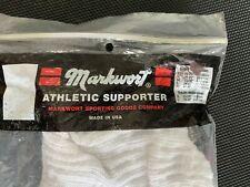 Vintage Markwort Jockstrap Athletic Supporter - Large NOS