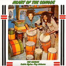 THE CONGOS - Heart of the Congos LP - Roots Reggae CLASSIC - Sealed New Copy