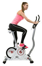 Christopeit Fitness Fahrrad Hometrainer - Heimtrainer Ergometer EMS 3 NEU - 9116