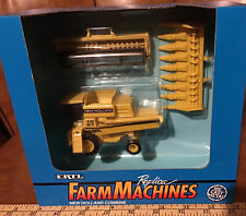 New Holland TR97 Combine 1/64 Scale NIB