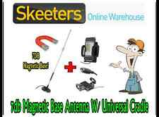 7db Magnetic Base Mobile Phone Antenna W/ Universal Patch Cradle- iPhone Android
