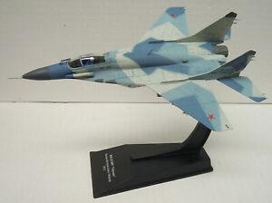 """MiG-29 Smt """" Fulcrum """", Hachette, 1:100, Métal, La Cast , Neuf, Modèle"""