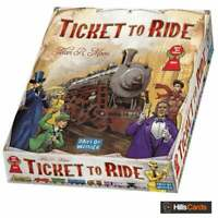 Ticket To Ride Board Game | Original USA | By Days of Wonder 2-5 Players| Family