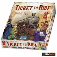 Ticket To Ride Board Game - Original USA - Train Adventure Game - Days of Wonder