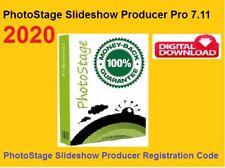 PhotoStage Slideshow Producer Pro 7.11License Key2020