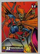 HOBGOBLIN Enemies 1994 PROMO Card 1st Edition MARVEL Amazing Spider-Man