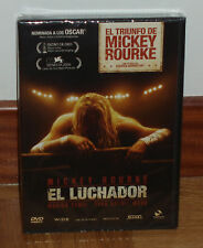 EL LUCHADOR DVD PRECINTADO NUEVO DRAMA MICKEY ROURKE (SIN ABRIR) R2