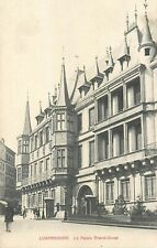 LUXEMBOURG - PALAIS GRAND DUCAL -