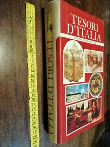 LIBRO-Tesori d' Italia Selezione Reader's Digest