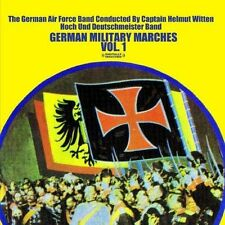 German Air Force Ban - German Military Marches Vol. 1 [New CD] Manufactured On D