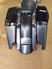 "HARLEY DAVIDSON 6"" EXTENDED SADDLEBAGS AND REAR FENDER  TOURING 2014-2016"