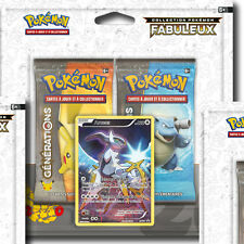 1 Duopack boosters Pokemon Generation Rouge & Bleue Arceus neuf