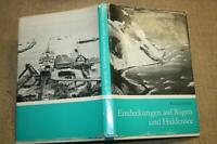 Reisebuch Entdeckungen auf Rügen & Hiddensee, Ostsee, Urlaub, DDR 1973