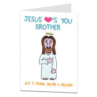 Brother Birthday Card Older Younger Little Perfect For 18th 21st 30th 40th 50th