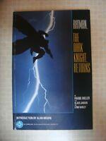 DC Comics Batman The Dark Knight Returns TPB Frank Miller 9th Ninth Printing