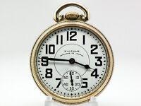 Waltham Balance Staffs - Wrist & Pocket Watch - New Stock