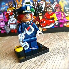 71017 THE LEGO BATMAN MOVIE Barbara Gordon #6 Minifigures SEALED Policewoman
