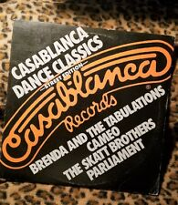 "Casablanca Dance Classics Street Edition VINYL 12"" LP Promo"