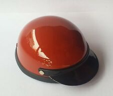 Helmet Hat Cap Dog Cat Costume Accessory Pet Supplies Safety Brown Color Style