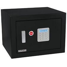 Kreator Feuersicherer Elektronischer Safe Stahltresor LCD Anzeige 6 mm Türstärke