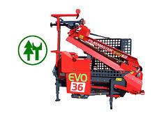 Feuerholzautomat Pilkemaster EVO36ZES mit Zapfwelle Stammheber Sägeautomat