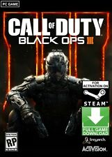 Call of Duty Black Ops III 3 +NUK3TOWN Steam Game PC Zombie [NO CD/DVD] FASTSENT