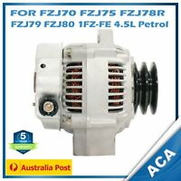 1FZ-FE Alternator for Toyota Landcruiser FZJ80 FZJ70 FZJ75 FZJ78 FZJ78 4.5L 6Cyl