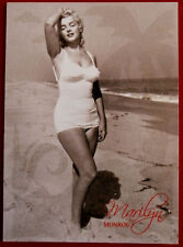 MARILYN MONROE - Shaw Family Archive - Breygent 2007 - Individual Card #52