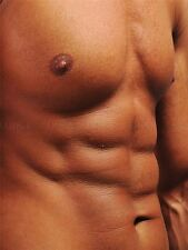 PHOTOGRAPHY MALE BODY SIX PACK TORSO MUSCLE TONED ART POSTER PRINT BMP10541