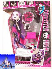 Monster High Bambola SPECTRA VONDERGEIST 30cm LOOK DA GIORNO by Mattel Barbie