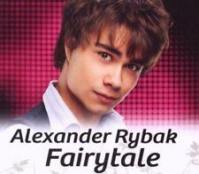 Alexander Rybak Fairytales (2009; 2 versions, ESC #1) [Maxi-CD]