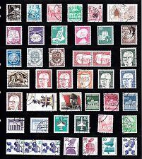 Alemania & colonias Antigua Colección De Sellos Usados Ref: qb630