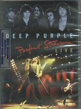 DVD DEEP PURPLE PERFECT STRANGERS LIVE + EXTRAS SEALED NEW 2014