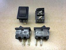 2pcs New Arcolectric 8601vb 10a 2pin 2 Positions Rocker Switch V24fa Ch