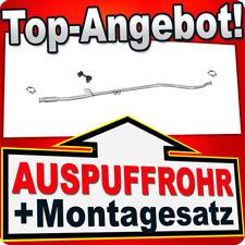Rohr PEUGEOT 206 1.4 HDI Schrägheck 2001-2009 Auspuff Mittelrohr Flexrohr UXK