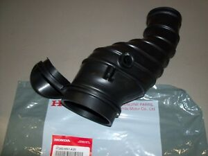 NEW OEM Honda AIR INTAKE TUBE RUBBER BOOT 99-08 TRX400EX 12-14 TRX400X