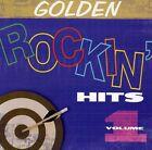 Various Artists - Vol. 1-Golden Rockin' Hits [New CD]