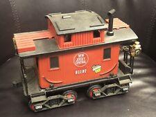 Jim Beam Whiskey Jersey & Western Railway Caboose Car Decanter Train