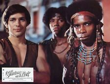 MICHAEL BECK JAMES REMAR DORSEY WRIGHT THE WARRIORS 1979 VINTAGE LOBBY CARD #5