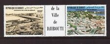 Djibouti MNH 1987 Djibouti City set mint stamps