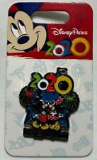 � Exclusive 2020 Disney Parks Mickey and Minnie Mouse Cinderella Castle Wdw Pin
