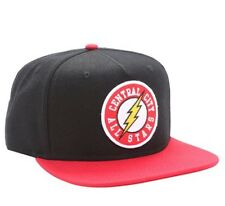 DC Comics Flash Central City All Stars Logo Snapback Baseball Cap Hat