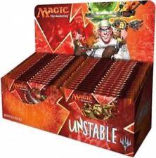 MTG MAGIC  1 BOITE  DE 36 BOOSTERS UNSTABLE VO