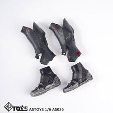 "ASTOYS 1/6 AS026 Falcon Sam Wilson Shoes Marvel's The Avengers for 12"" Figure"